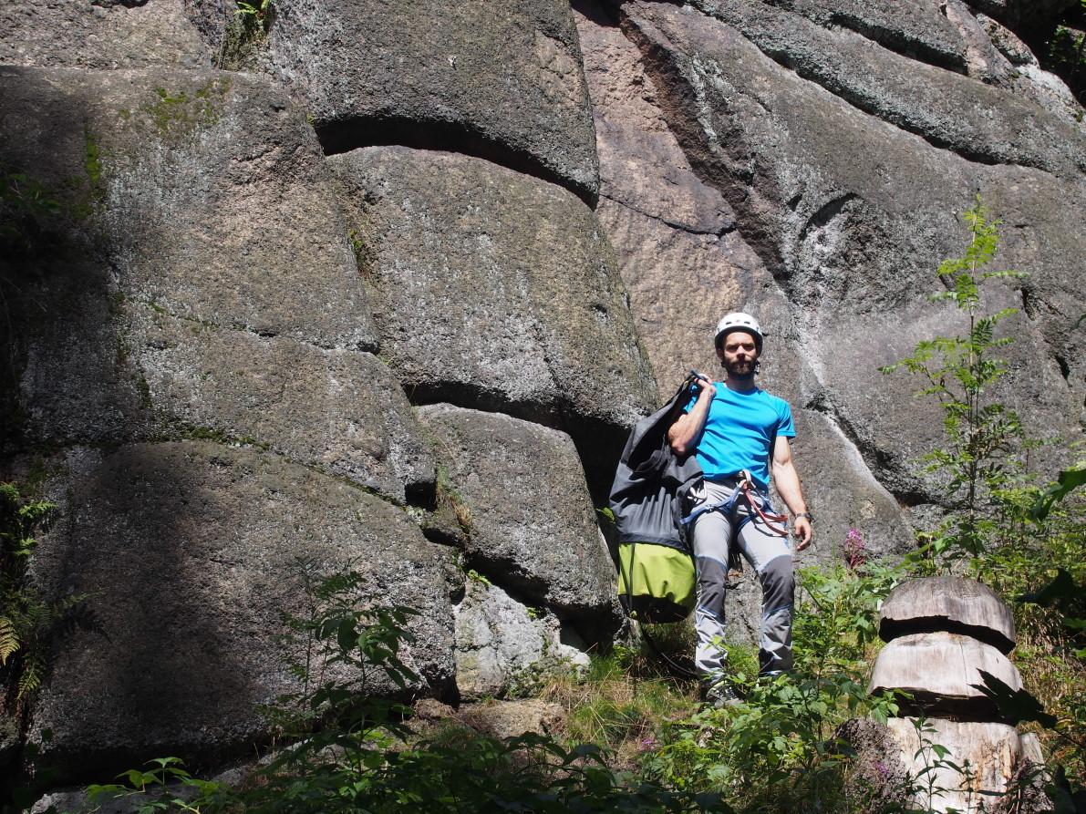 Kletterausrüstung Zittau : Klettertagebuch nureinkleinesklettertagebuch page 27
